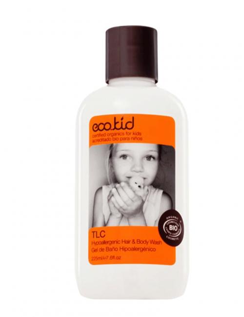 TLC hair & body wash shampoo eco.kid puur company