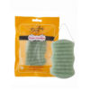 Eponge Body Konjac Spons-Aloe-Vera-Lady Green