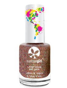 Disco Ball eco nagellak Suncoat Girl
